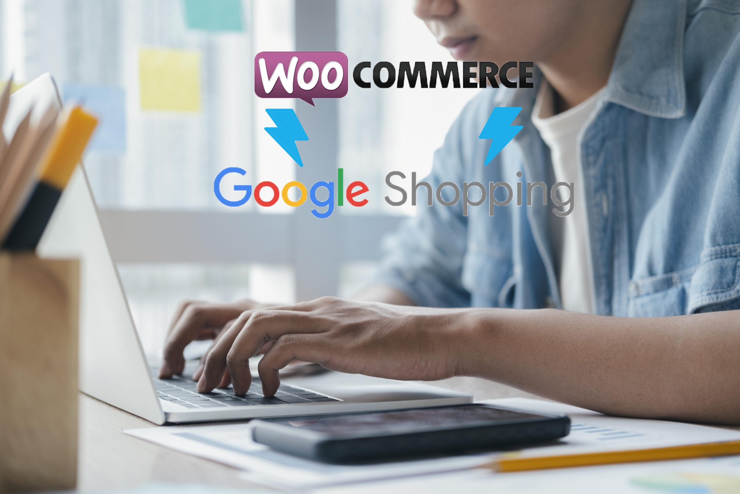 feed productos google shopping woocommerce