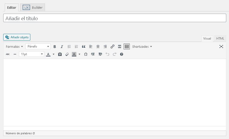 poner entradas en diferentes paginas wordpress