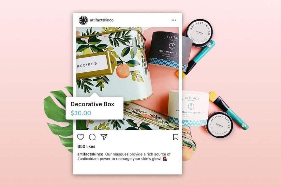 como crear tu tienda en instagram