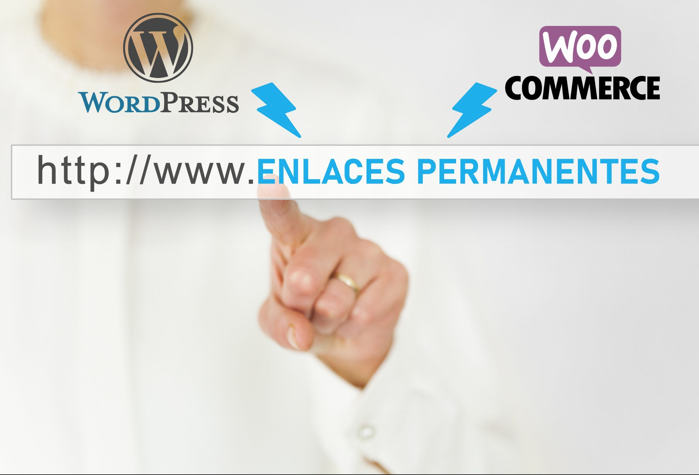 enlaces permanentes wooocommerce