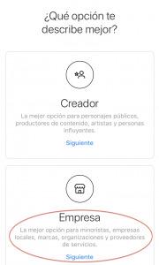 pasos crear tienda instagram