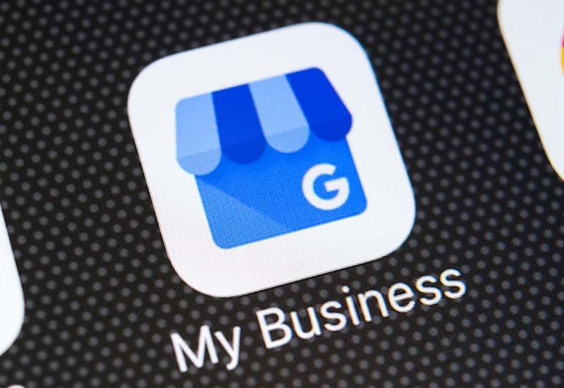 etiquetas para google my business