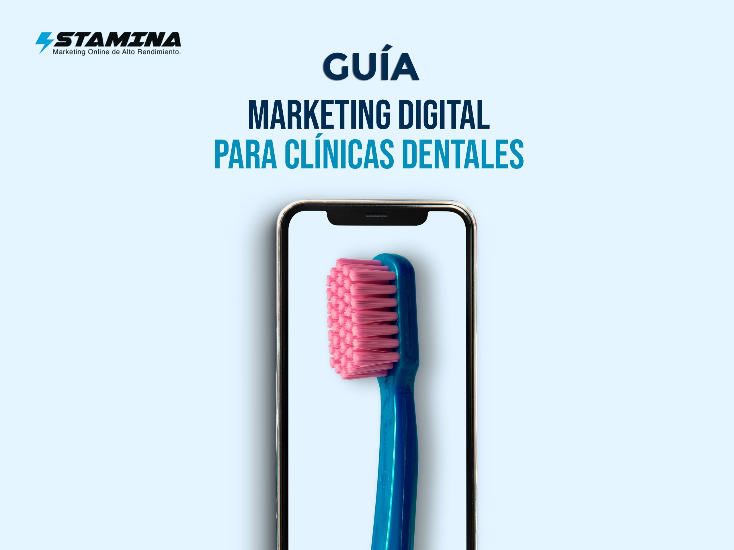 marketing digital clínicas dentales
