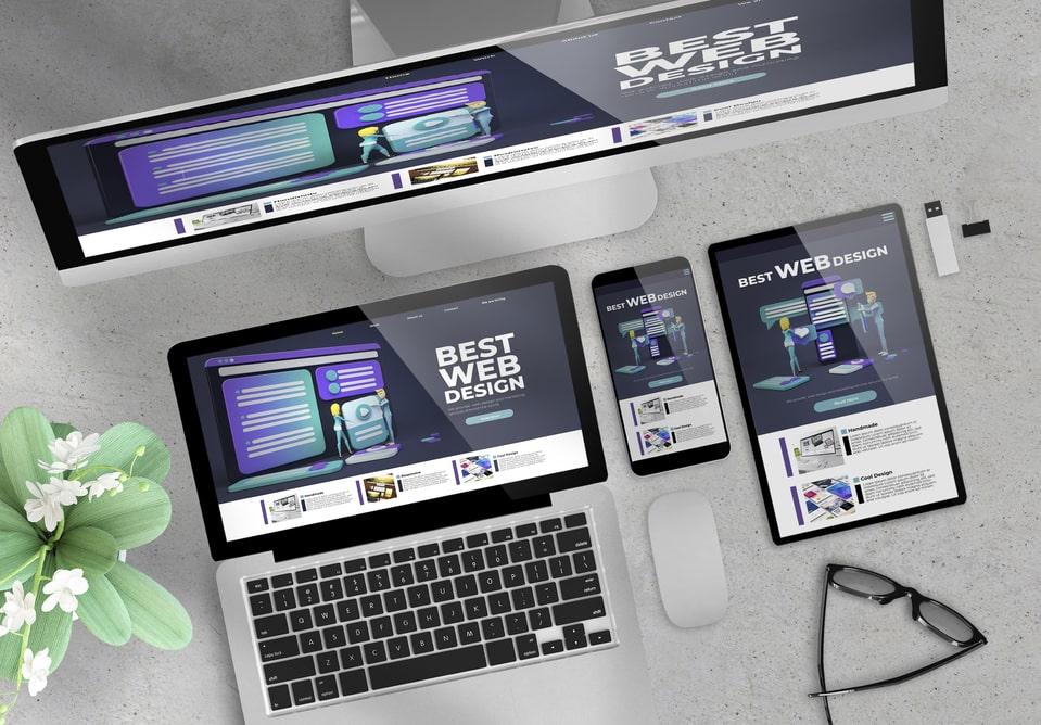 diseño web o diseño plantillas cms